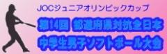 第14回都道府県対抗全日本中学生男子ソフトボール大会