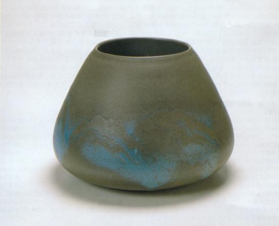 谷口良三《陽雲花瓶》
